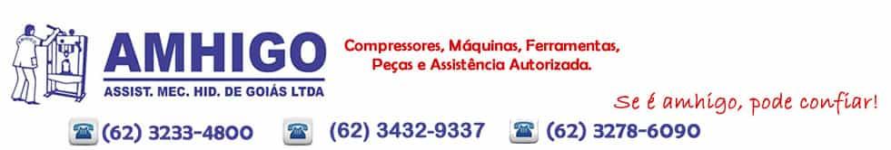 Amhigo, Compressores Máquinas, Peças e Assistência Técnica